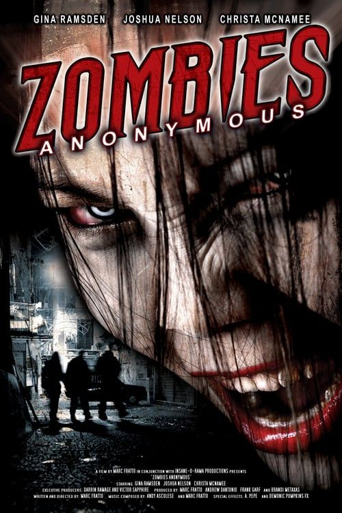 Key visual of Zombies Anonymous: Last Rites of the Dead
