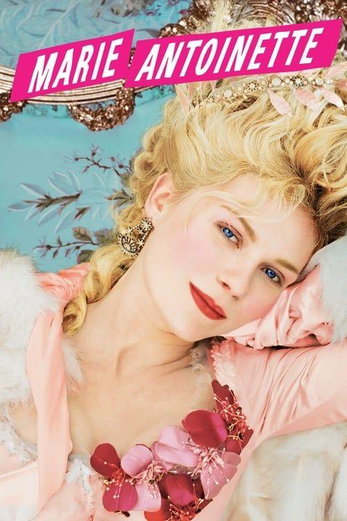 Key visual of Marie Antoinette