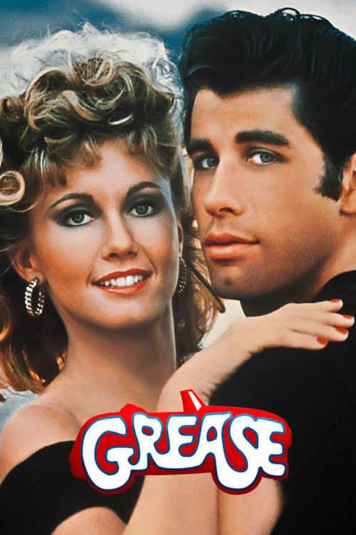 Key visual ofGrease