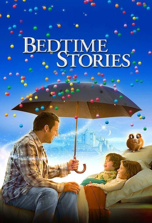Key visual of Bedtime Stories
