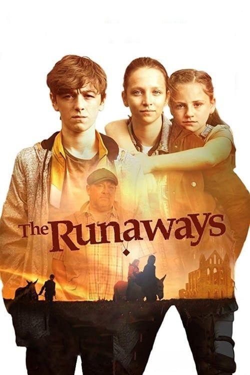 Key visual of The Runaways