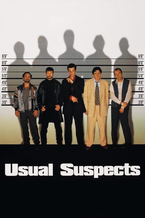 Key visual ofThe Usual Suspects