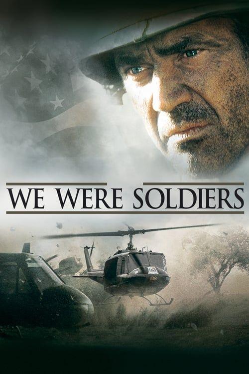 Key visual of We Were Soldiers