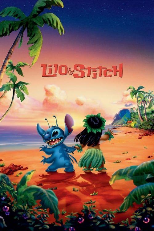 Key visual of Lilo & Stitch
