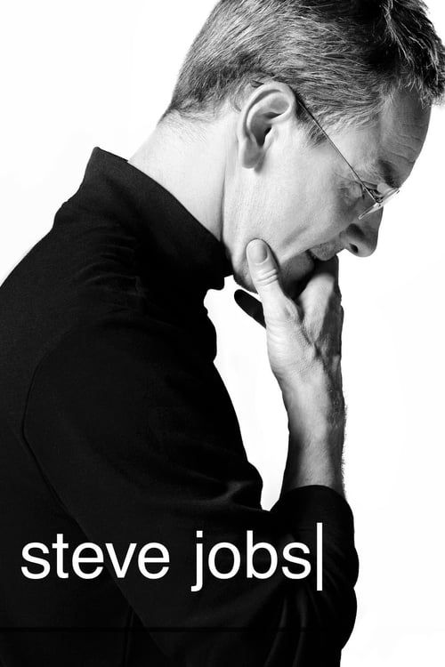 Key visual ofSteve Jobs