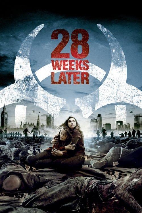 Key visual of28 Weeks Later