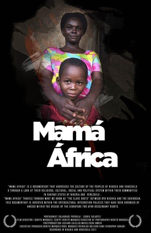 Key visual ofMama Africa