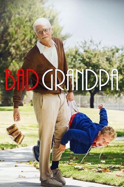 Key visual of Jackass Presents: Bad Grandpa