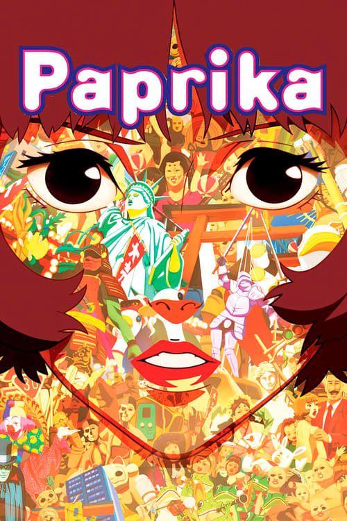 Key visual ofPaprika