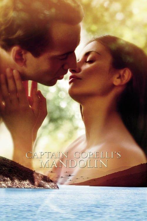 Key visual of Captain Corelli's Mandolin