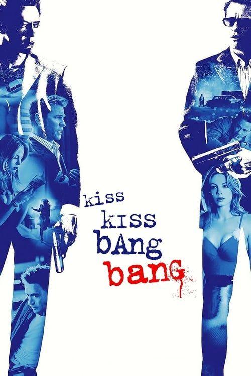 Key visual of Kiss Kiss Bang Bang