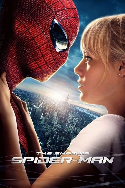 Key visual of The Amazing Spider-Man