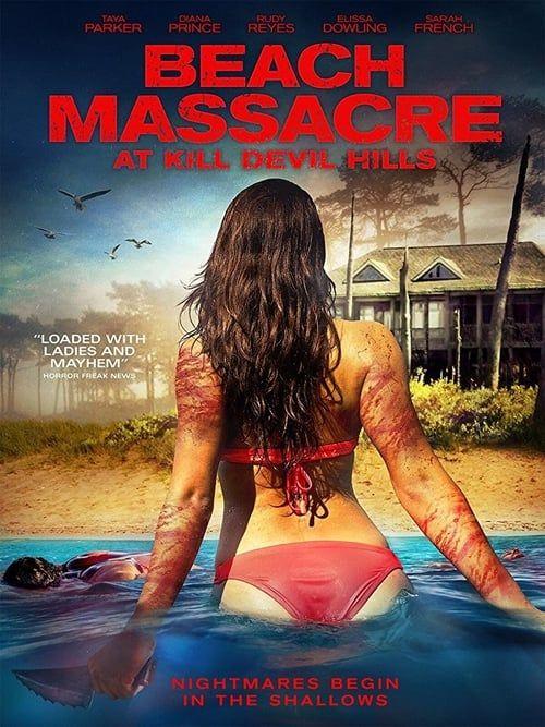 Key visual of Beach Massacre at Kill Devil Hills