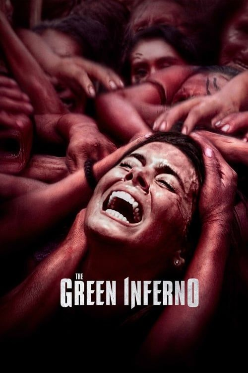 Key visual of The Green Inferno
