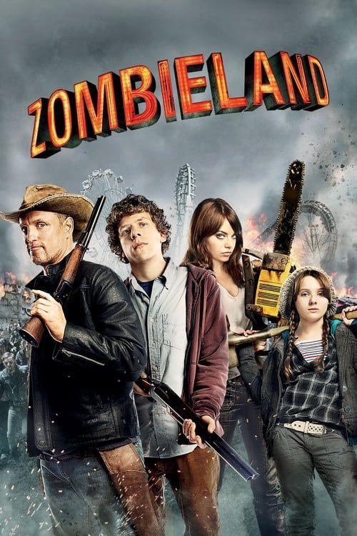 Key visual of Zombieland