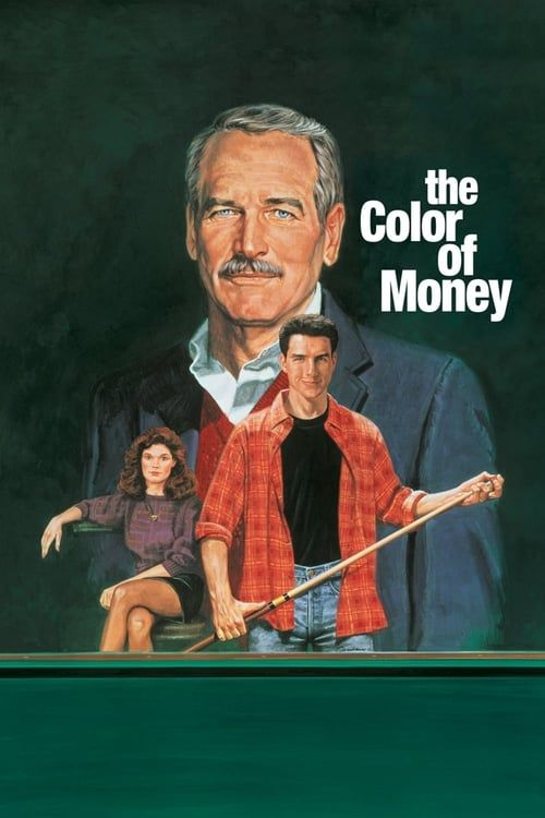 Key visual of The Color of Money