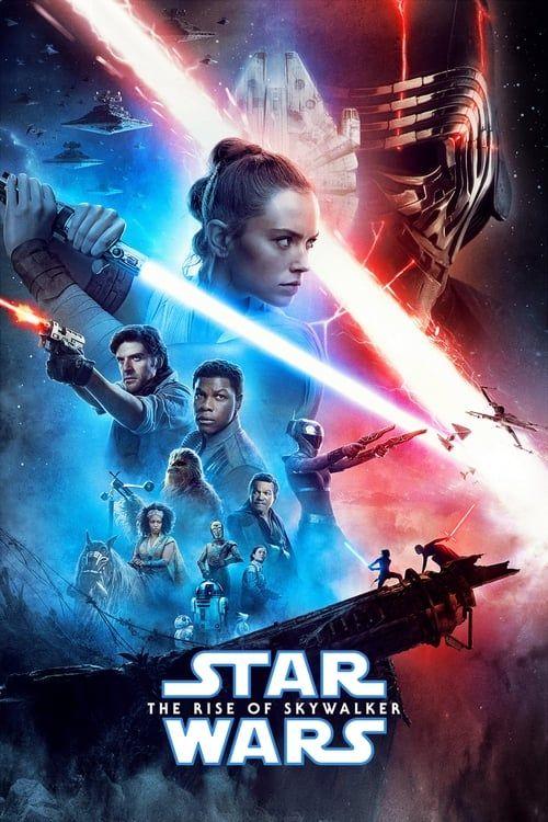 Key visual of Star Wars: The Rise of Skywalker