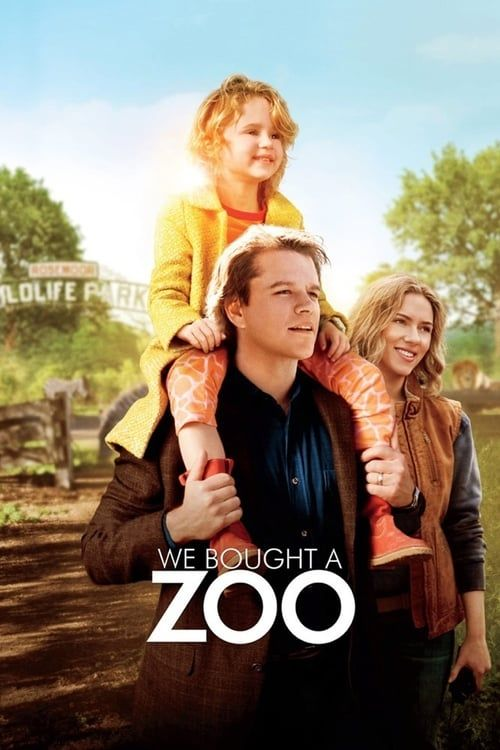 Key visual of We Bought a Zoo