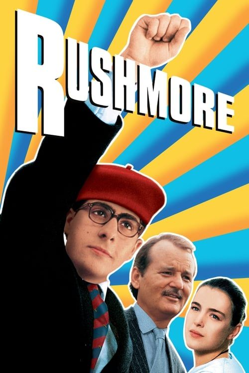 Key visual ofRushmore