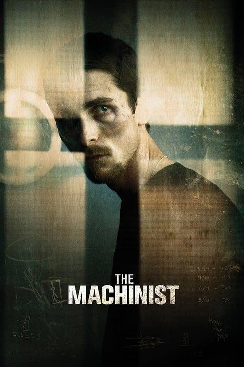 Key visual ofThe Machinist