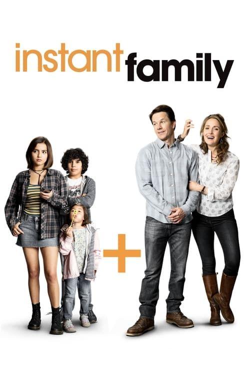 Key visual of Instant Family