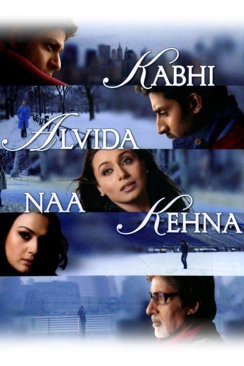 Key visual of Kabhi Alvida Naa Kehna
