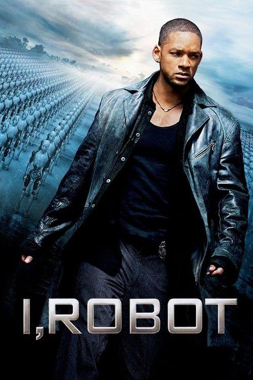 Key visual of I, Robot