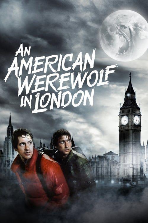 Key visual of An American Werewolf in London