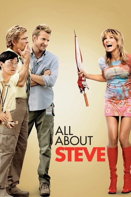 Key visual of All About Steve