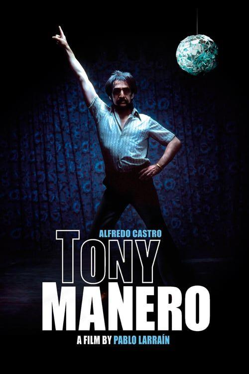 Key visual of Tony Manero