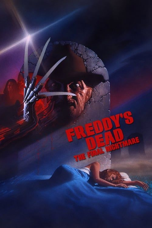 Key visual ofFreddy's Dead: The Final Nightmare