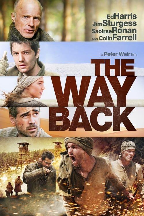 Key visual of The Way Back