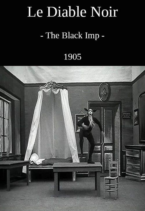 Key visual of The Black Imp