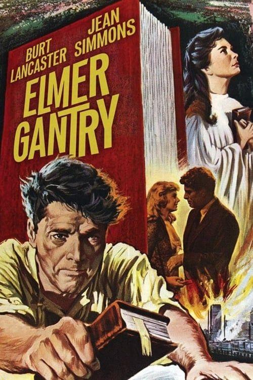 Key visual ofElmer Gantry