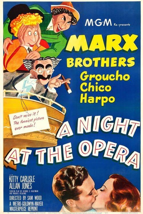 Key visual of A Night at the Opera