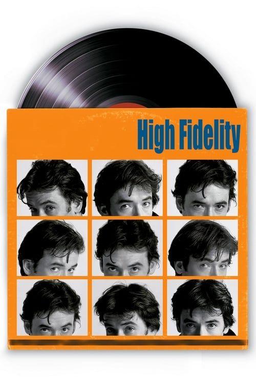 Key visual of High Fidelity