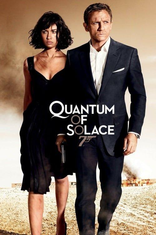 Key visual of Quantum of Solace