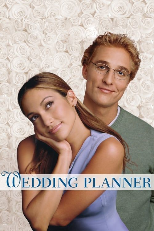 Key visual ofThe Wedding Planner