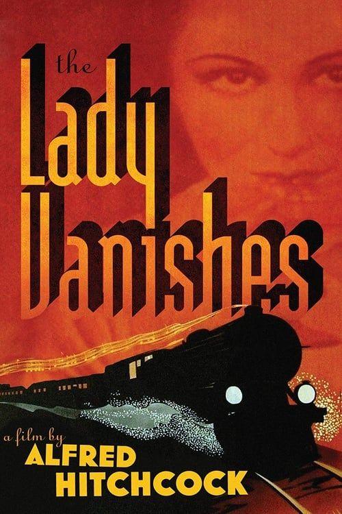 Key visual of The Lady Vanishes