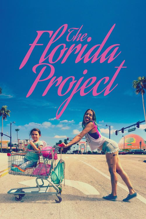 Key visual of The Florida Project