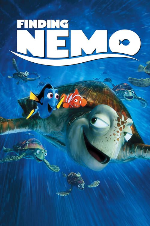 Key visual of Finding Nemo