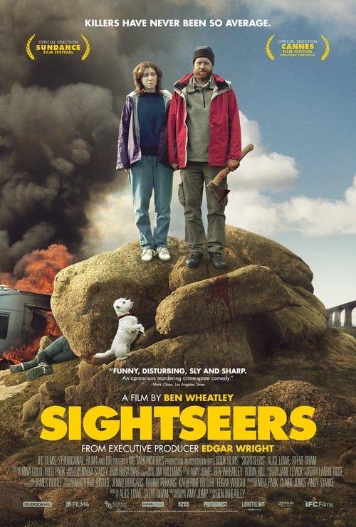 Key visual of Sightseers