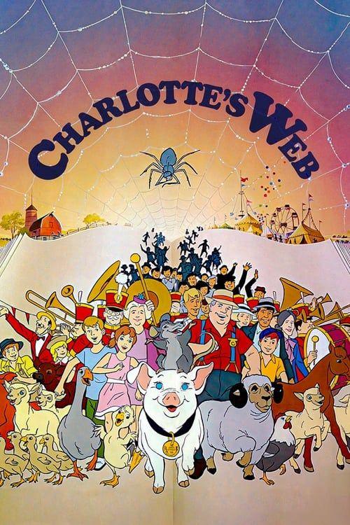 Key visual of Charlotte's Web