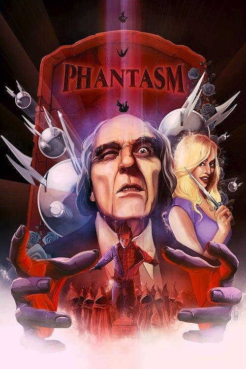 Key visual of Phantasm