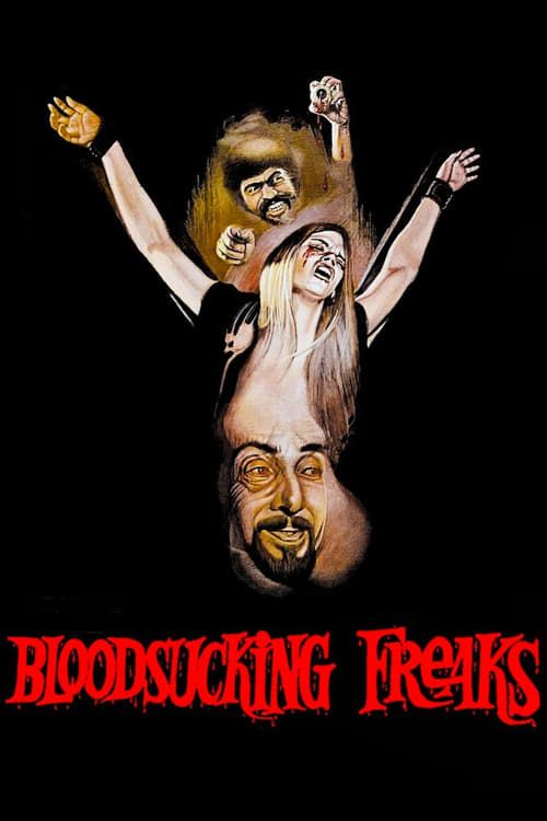 Key visual of Bloodsucking Freaks