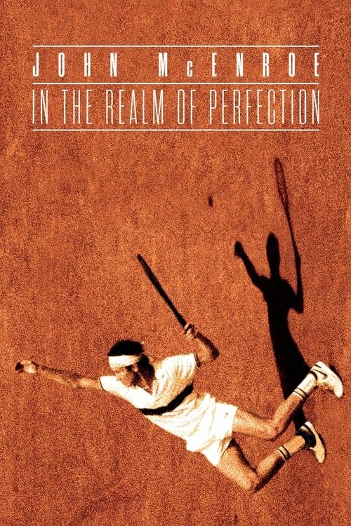 Key visual of John McEnroe: In the Realm of Perfection