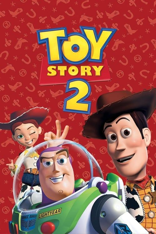 Key visual of Toy Story 2