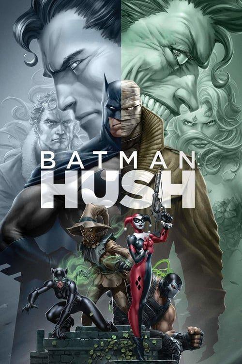 Key visual of Batman: Hush