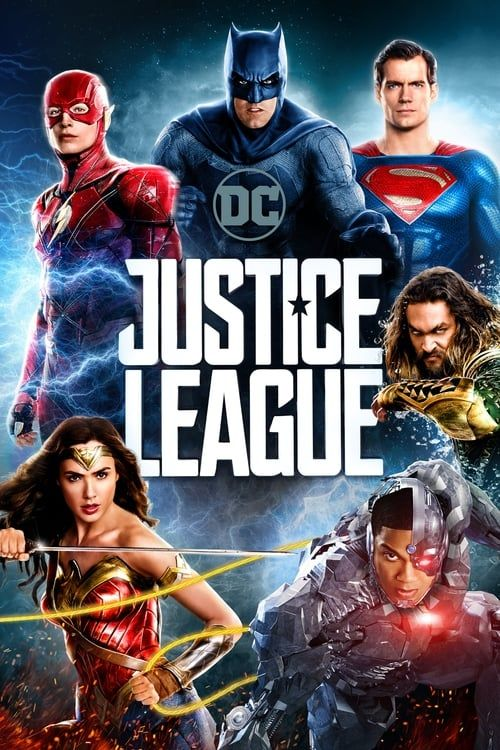 Key visual of Justice League
