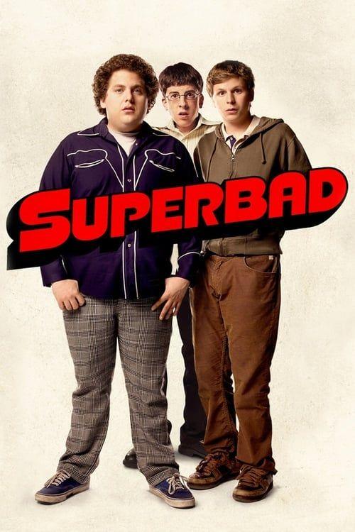 Key visual of Superbad